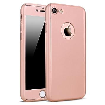 Funda iPhone 6/6S 360 Grados Integral Para Ambas Caras + ...