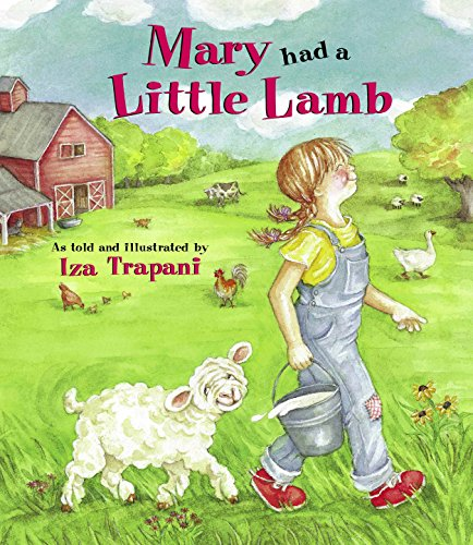 Little Lambs Nursery Store - Mary Had a Little Lamb (Iza Trapani's Extended Nursery Rhymes)