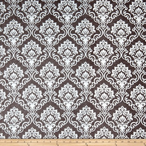Palazzo Medallion (Trend 2468 Mink Fabric by The Yard)