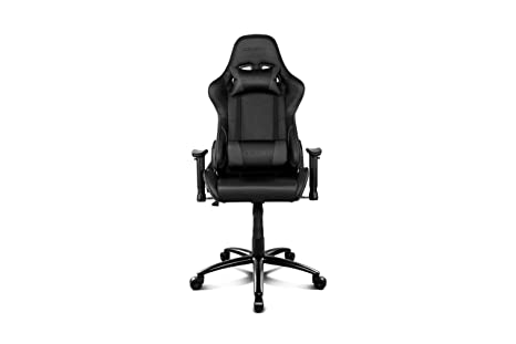 Drift DR125 - DR125B - Silla Gaming, Color Negro: Amazon.es ...
