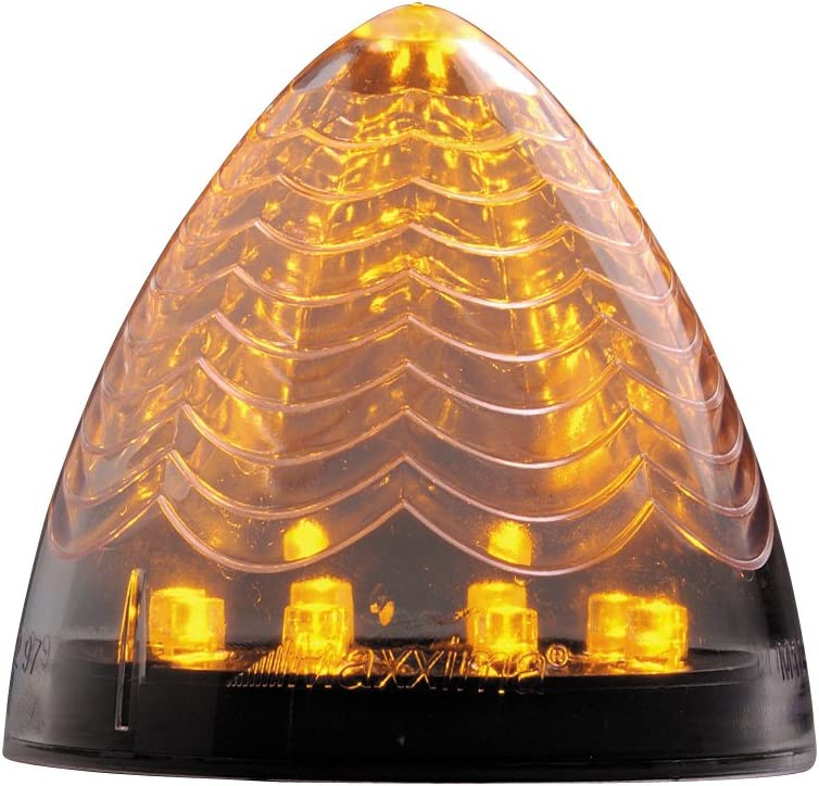 Clear Blazer B666C Beehive Clearance Marker Light