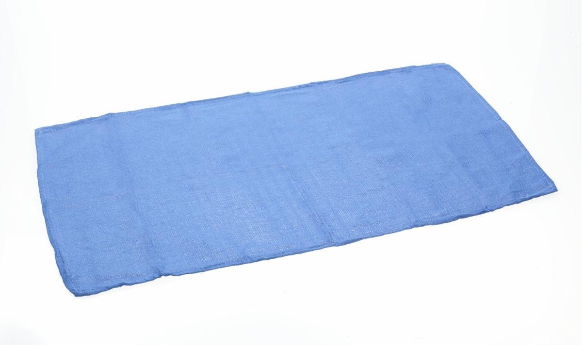 Medline MDT216801 Non-Sterile Disposable or Towels, Blue (Pack of 100)