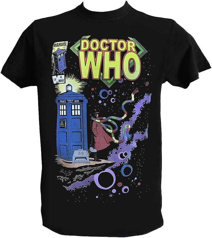 Tardis Fantasy Serie TV Generico T Shirt Doctor Who