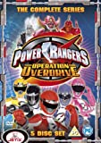 Power Rangers: Operation Overdrive (Complete Series) [DVD]