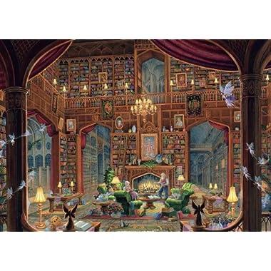 Ravensburger Sanctuary of Knowledge Puzzle - 1000 Pieces