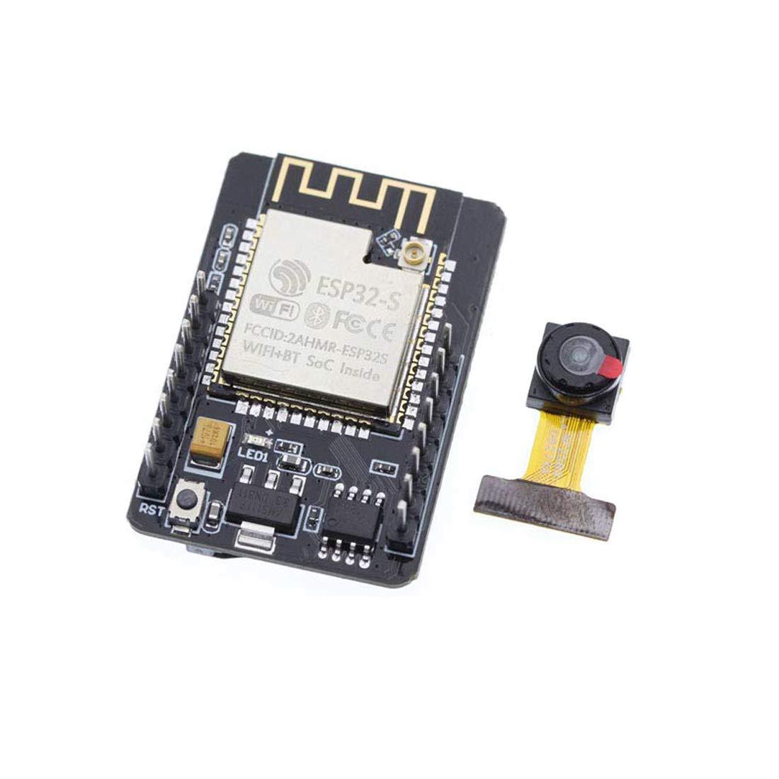 Amazon com: HiLetgo ESP32-CAM Camera Module ESP32-S OV2640