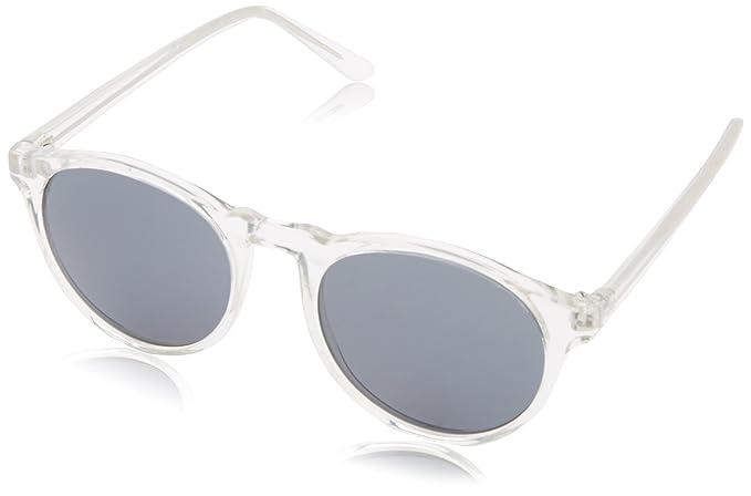 f5a54ff5502 Amazon.com  A.J. Morgan Unisex - Adult Grad School Round Sunglasses ...