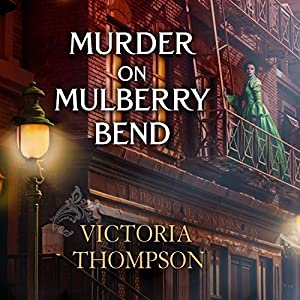 Murder on Mulberry Bend Audiobook