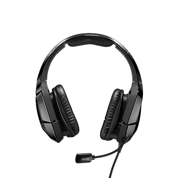 1499d020964 TRITTON Pro + 5.1 Surround Headset for PS4: Amazon.co.uk: Electronics
