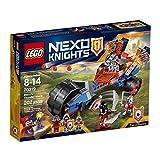 LEGO Nexo Knights 70319 Macy's Thunder Mace Building Kit (202 Piece)