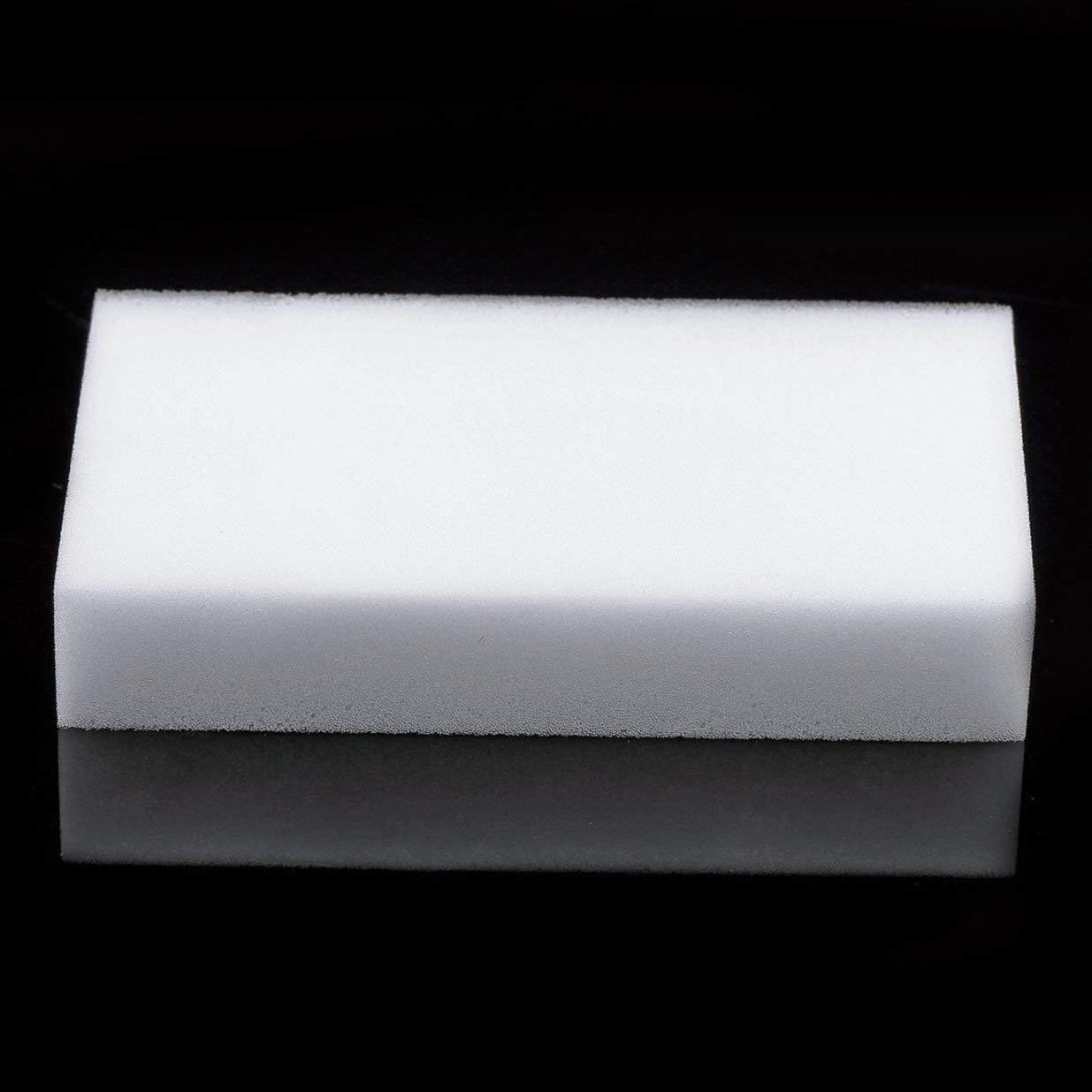 Tetlow 10 Piezas de Esponja del Borrador del Limpiador Limpio m/ágico de Limpieza de Espuma Blanca Multifuncional