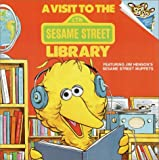 A Visit to the Sesame Street Library (Pictureback(R))