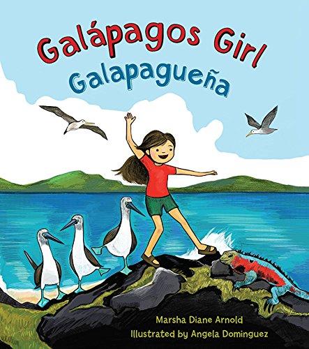 Book Cover: Galápagos Girl / Galapagueña