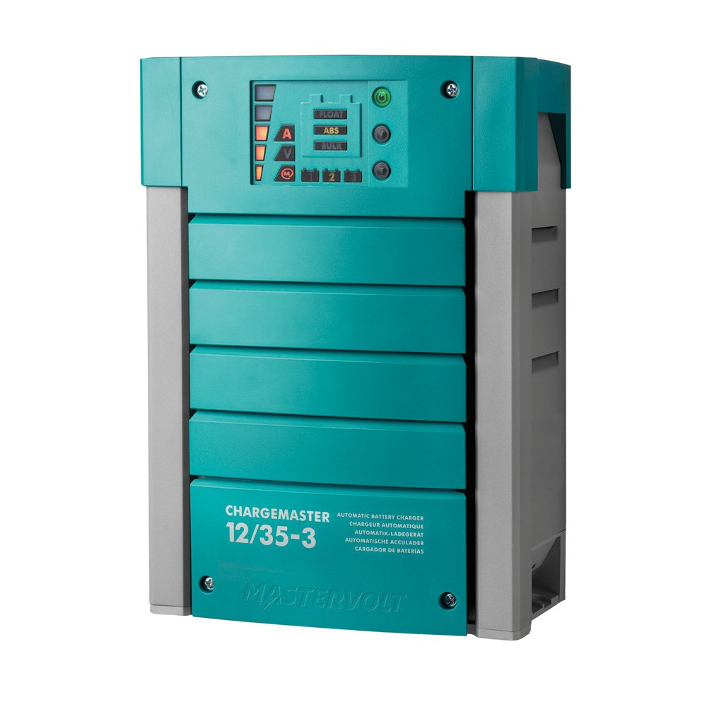 Amazon.com: Mastervolt Chargemaster 35 Amp Battery Charger 3 ...
