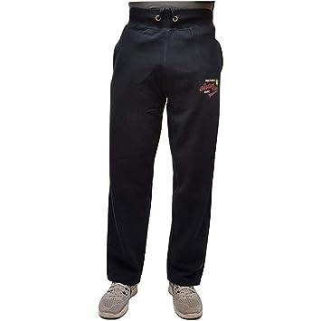 Aston Villa - Pantalones de chándal para Hombre, Azul Marino ...
