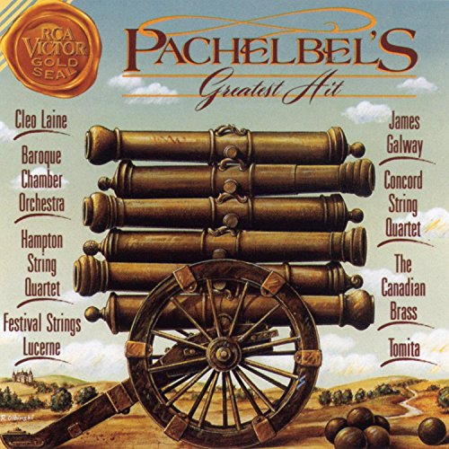 Price comparison product image Pachelbel's Greatest Hit: Canon In D