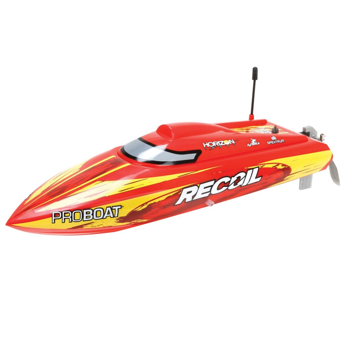 Pro Boat Recoil 17'' Brushless Self-Righting Deep-V RTR, PRB08016