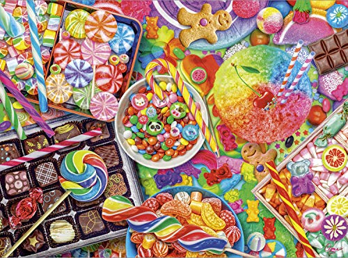Candylicious 1000 Piece Jigsaw Puzzle