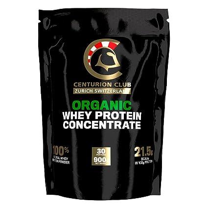 Centurion Club Nutrition Concentrado De Proteína De Suero De Leche Sin Sabor: Polvo 100%