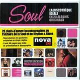 Soul : La Discothèque Idéale En 20 Albums Originaux (Coffret 20 CD)