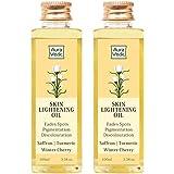 Auravedic Lightening Oil 100Ml Each( Pack Of 2)