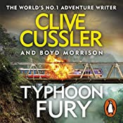 Typhoon Fury: Oregon Files, Book 12 | Clive Cussler, Boyd Morrison