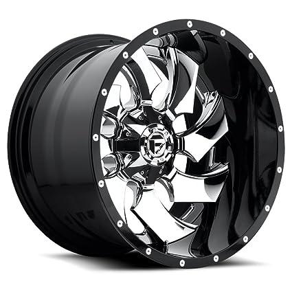 Fuel Truck Wheels >> Amazon Com 20x10 0 Fuel 2 Piece Wheels D240 Cleaver Wheel 19mm
