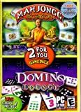 Mahjongg Ascension and Domino Lounge 2 Pack - PC