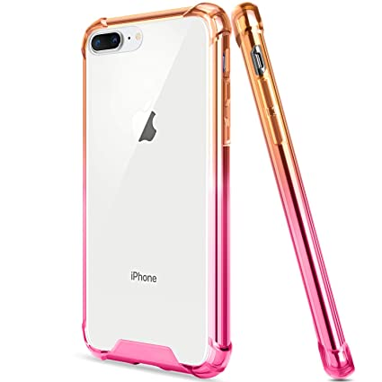 Amazon.com: Salawat para iPhone 7 Plus, funda transparente ...