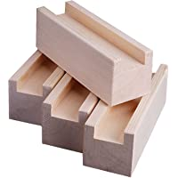 Hoogte 5cm Houten Meubelverhoger Meubelondersteuning Benen, Bed Heightening Pads, Meubelrisers Lift Houten Bed Bureau…
