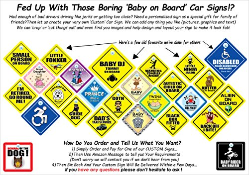Twins On Board Car Sign Baby On Board Sign Twins Car Sign Suction Cup Sign