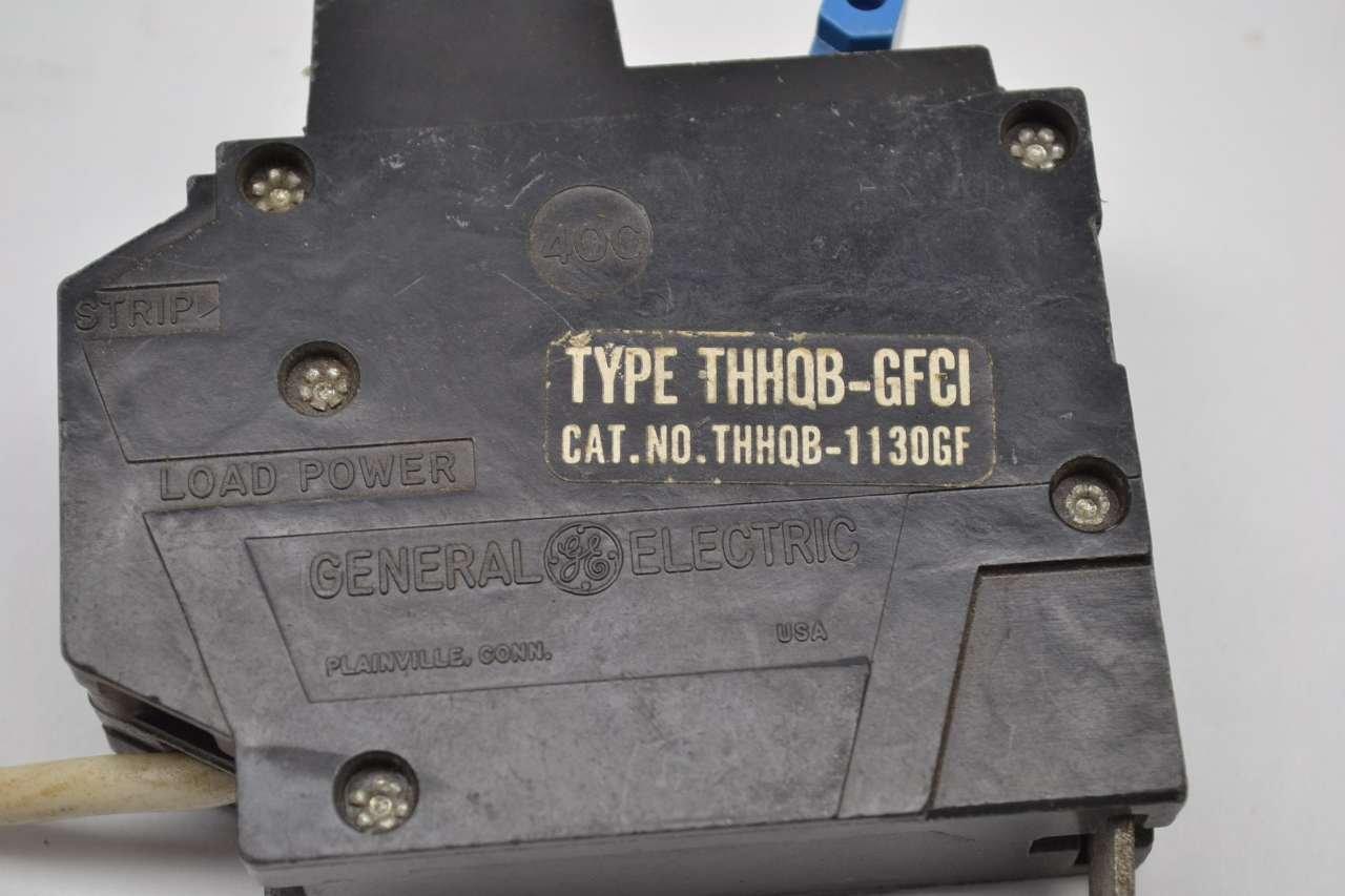 Circuit Breaker GFCI 1Pole 30A 10kA THQ