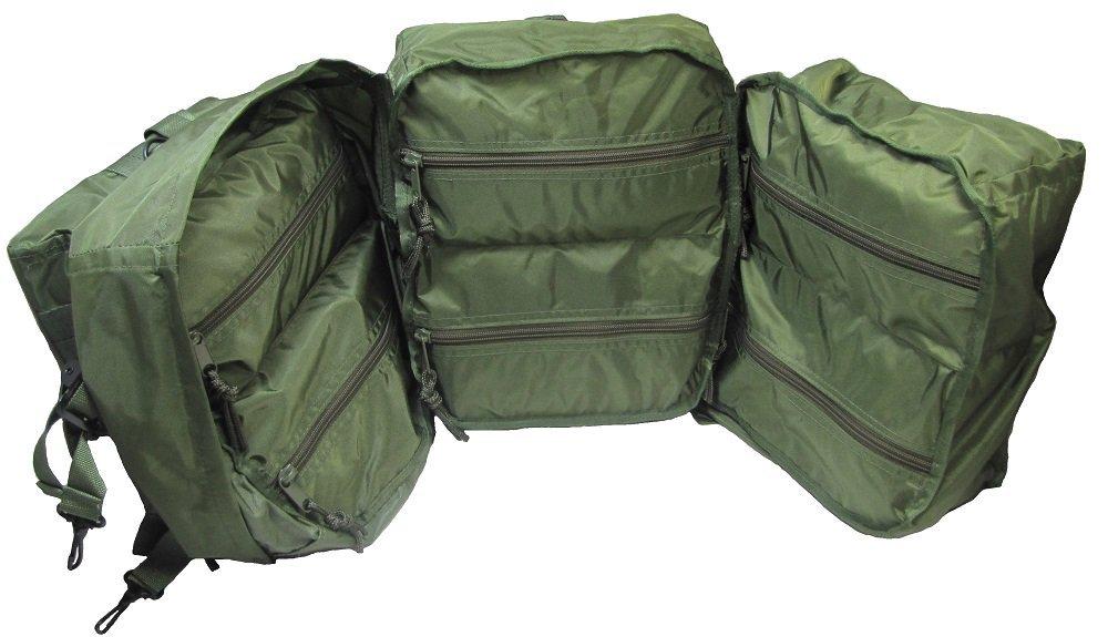Elite M-17 Medic Bag - Olive Drab by Elite First Aid (Image #2)