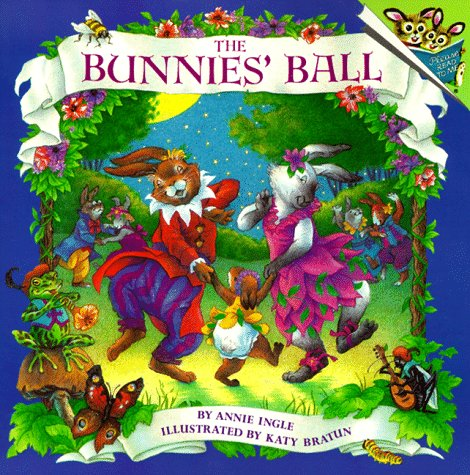 The Bunnies' Ball (Pictureback(R)) -