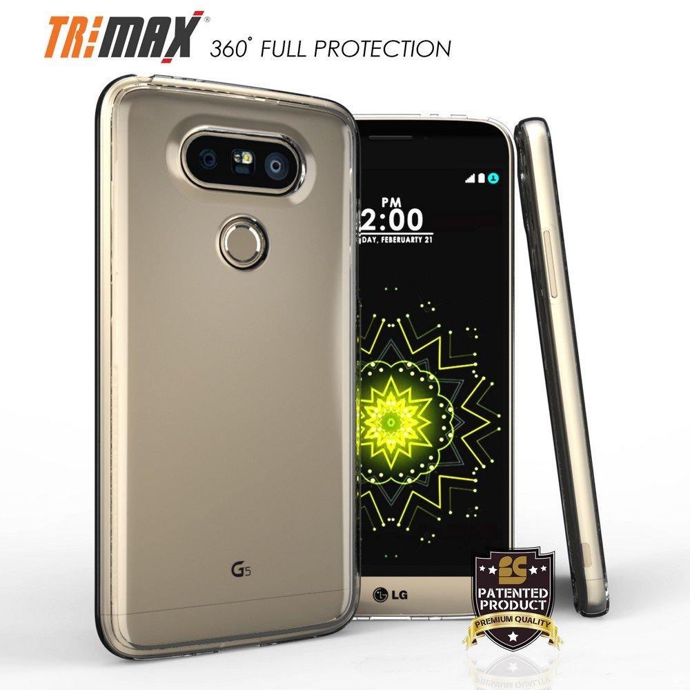Amazon.com: Más allá de Cell® Tri Max® Carcasa Para LG G5 ...