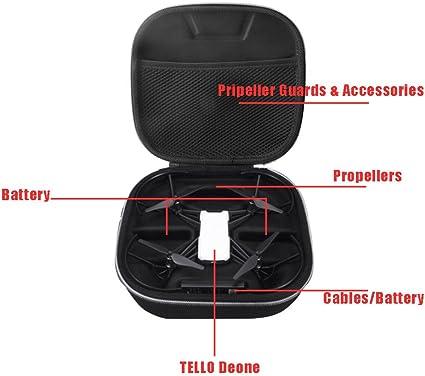 Waterproof Portable Bag Handbag Storage Carrying Case Protect For DJI Tello New