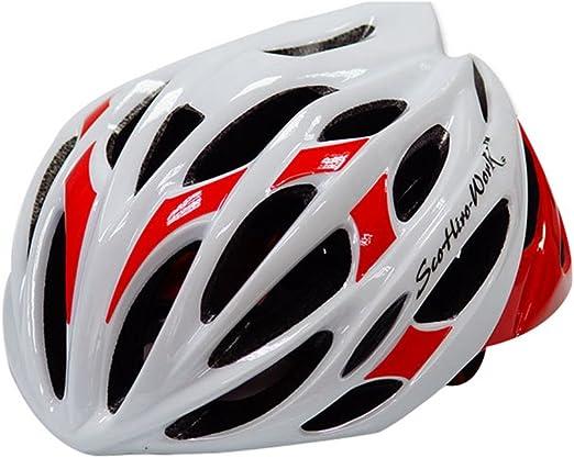 Dooxi Adulto Hombres Mujeres Bicicleta de Montaña Casco de ...