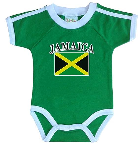 Amazon.com: Pam gm Jamaica Body con ribetes blancos: Clothing
