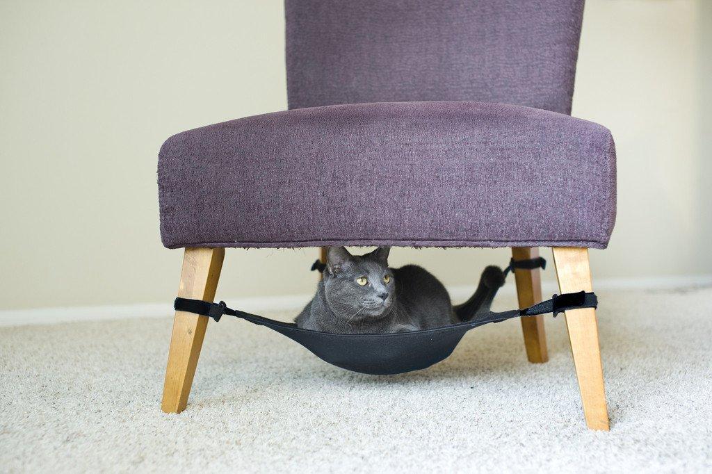 amazon     cat crib   black   pet furniture   pet supplies  rh   amazon