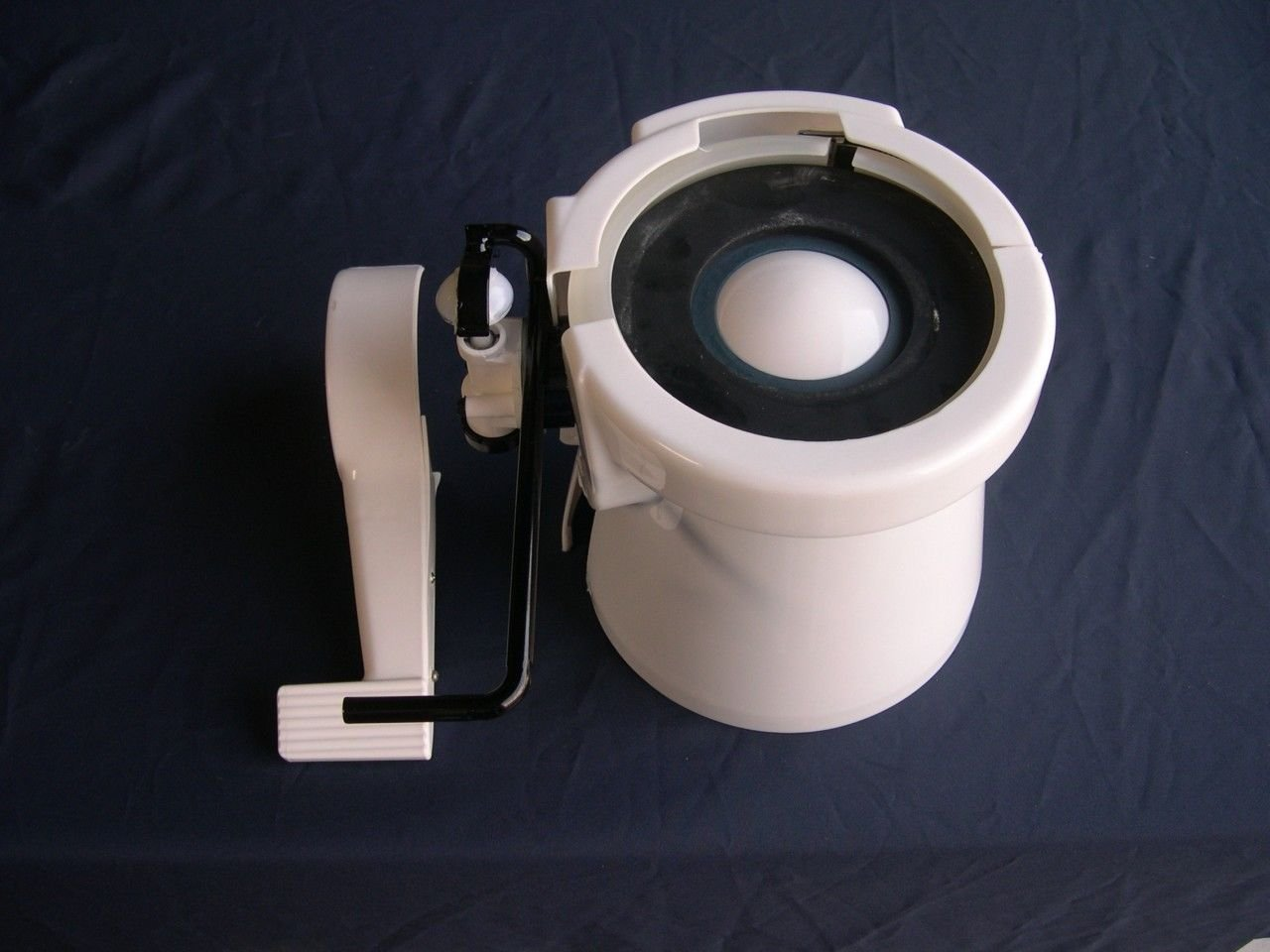 Dometic 385310120 Sealand Base Kit for 910 510 510+ & 2010 White Traveler Toilet by Dometic (Image #1)