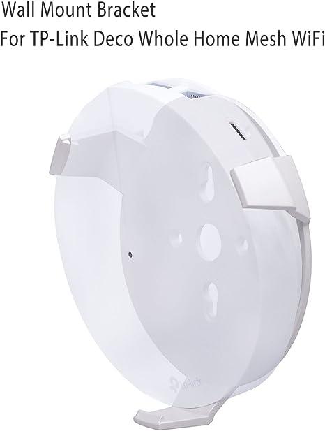 Holaca Wand Halterung Für Tp Link Deco M5 Ganze Home Mesh Wifi System Robuste Wandhalterung Obergrenze