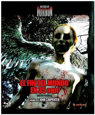 Masters Of Horror El Fin Del Mundo En 35 Mm Blu Ray 2013 Import Movie European Format Zone 2 Movies Tv