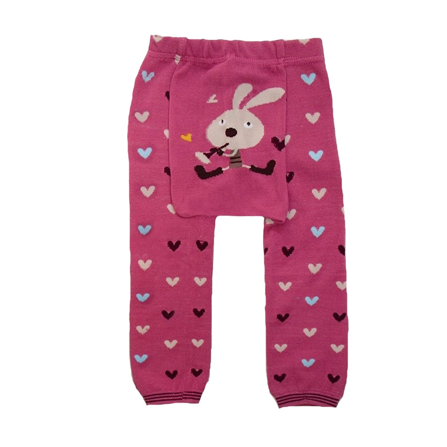 Baby - Toddler Unisex Trousers / Leggings - Bunny playing Flute ...