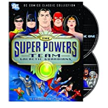 The Super Powers Team: Galactic Guardians - The Complete Season by Adam West