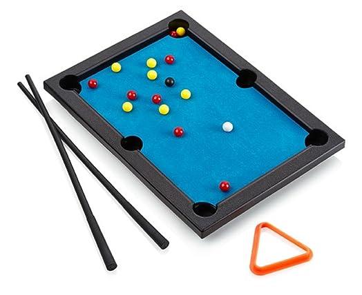 NPW Mini Tabletop Pool Table   Desktop Pool Table