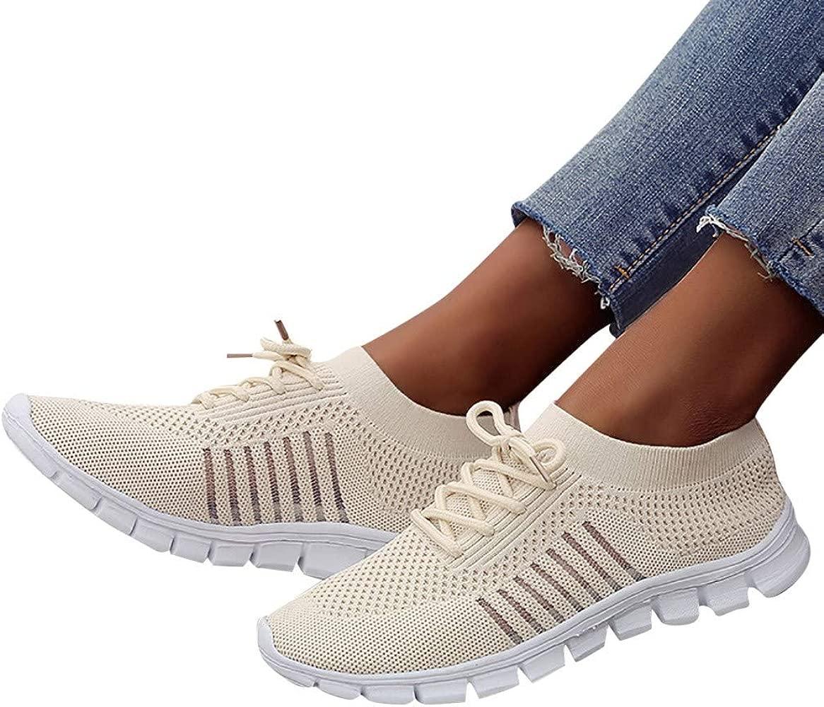 Luckycat Mujer Malla Calzado Atletismo Zapatillas Deportivas ...