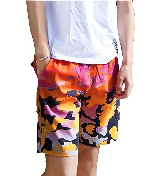 M S W Mens Quick Dry Camo Swimsuit Swim Briefs Suit Swimwear ... 50fccd8a7