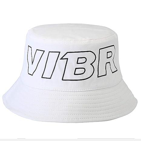 ZSAIMD Creative Bucket Hat Unisex Gorra Plegable Hip Hop Hombres ...