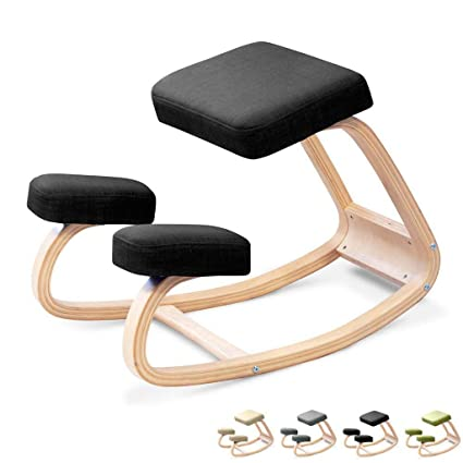 Swell Amazon Com Ergonomic Kneeling Chair Back Support Rocking Gamerscity Chair Design For Home Gamerscityorg