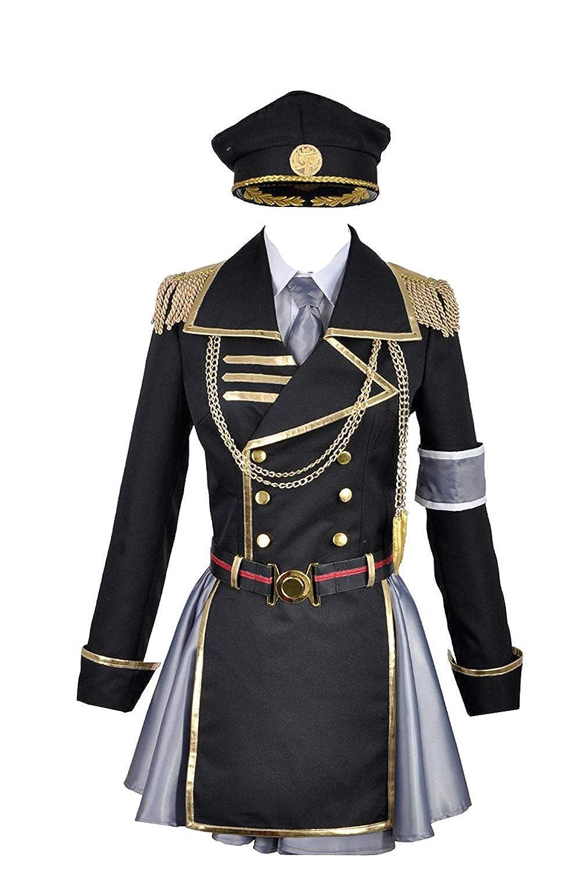 Anime K RETORNO DE REYES Neko uniforme Militar traje de ...
